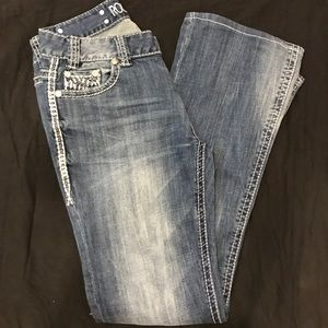 ROCK & ROLL jean pants, 28x32